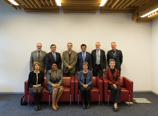 UNITAR Board of Trustees members 2015
