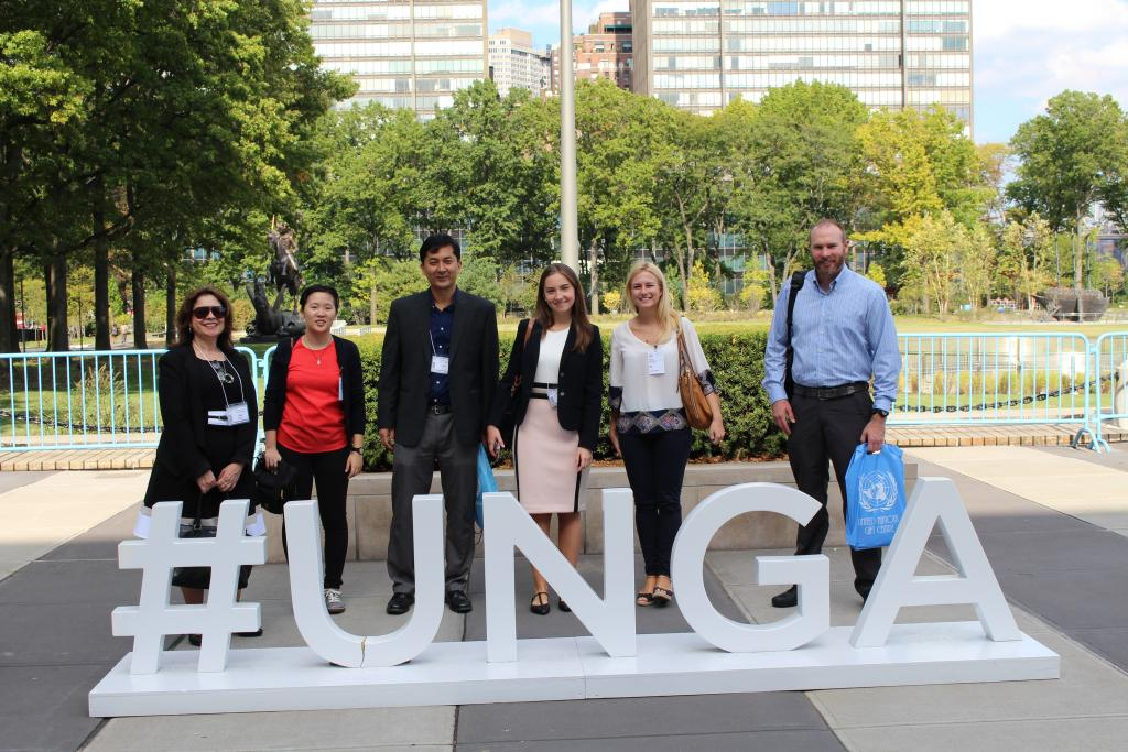 UNITAR Launches International Relations & Global Diplomacy Programme with Collegiate Congress
