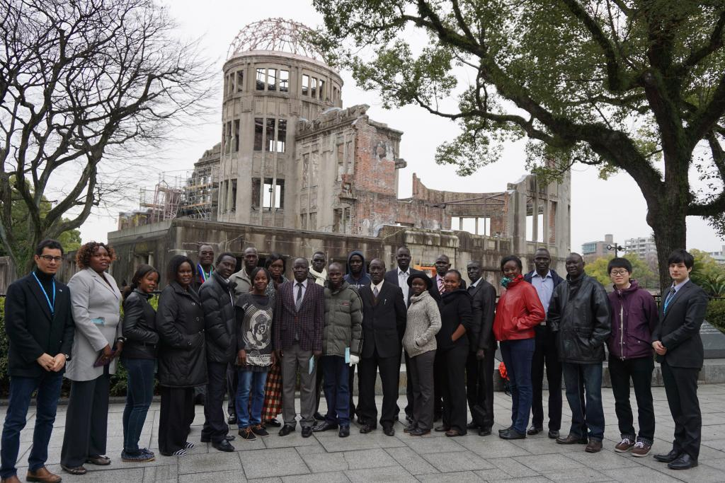 UNITAR Hiroshima South Sudan Fellowship