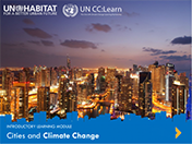 New Climate Change Learning Modules on Health and Cities Now Available Online!