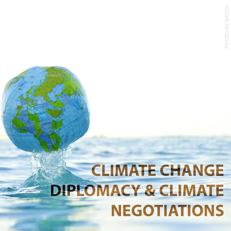 Workshop on Climate Change Diplomacy and Climate Negotiations