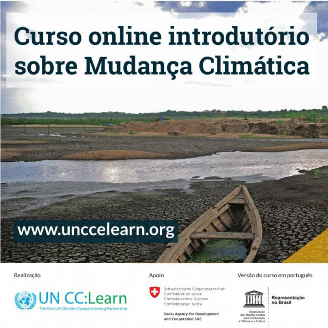 Introductory e-Course on Climate Change Portuguese