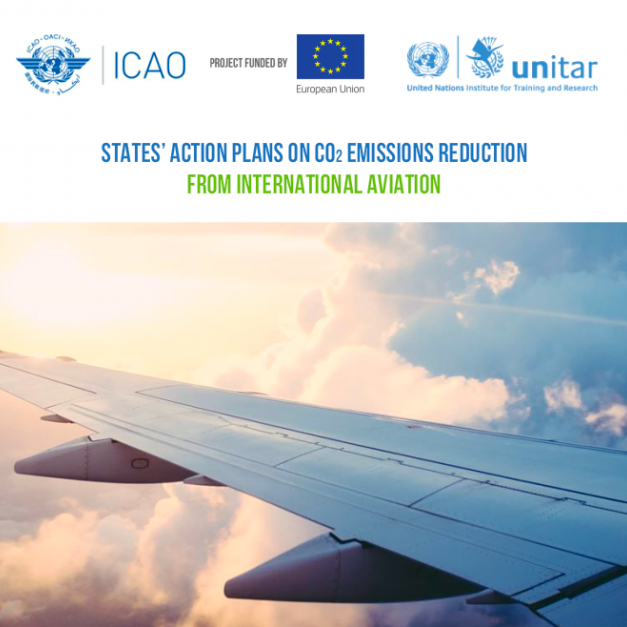 e-Tutorial on CO2 Emission Reduction in the Aviation Sector