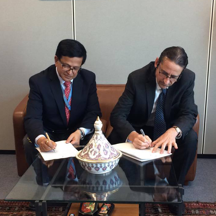 UNDP and UNOSAT Join Forces