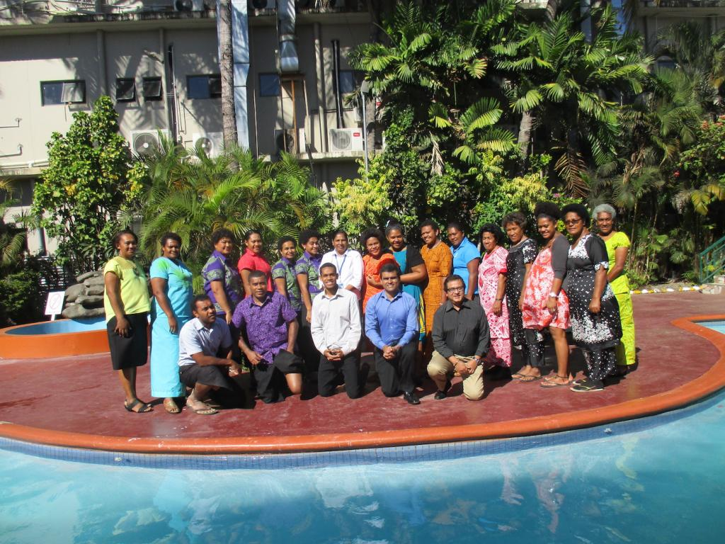 Participants of the Training of Trainers Workshop