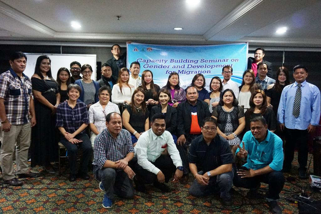 Quezon City Officials participating in CIFAL Philippines Workshop
