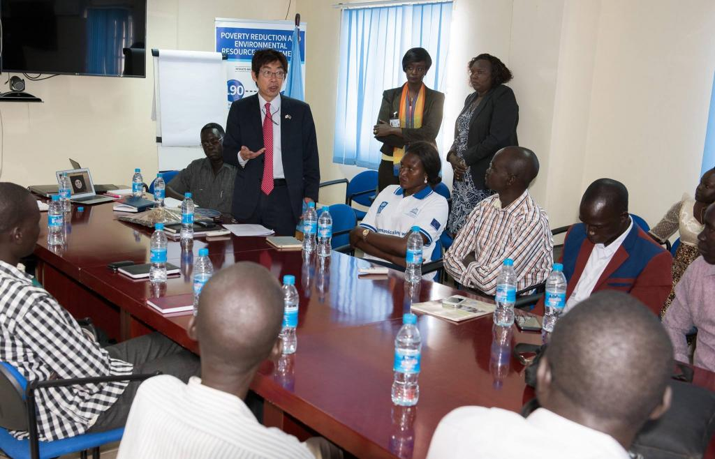 UNITAR South Sudan Fellowship Programme Juba Session