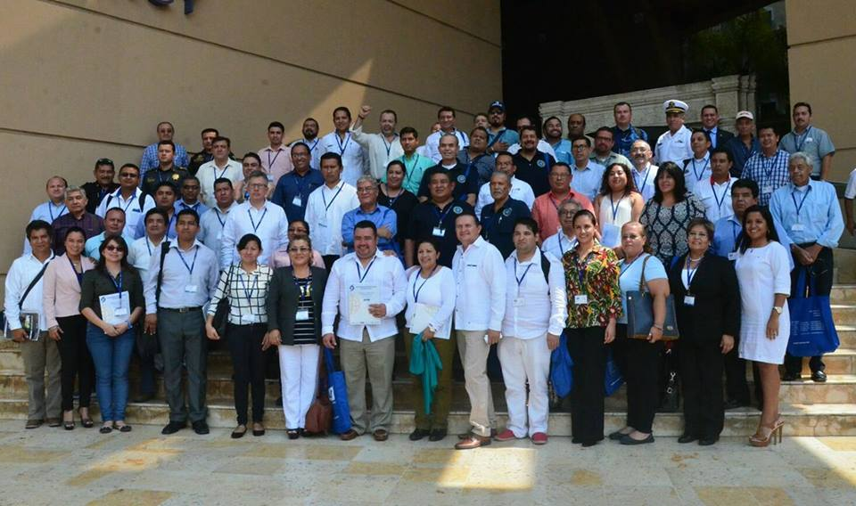 Participants of the XII International Seminar on Hurricane Preparedness