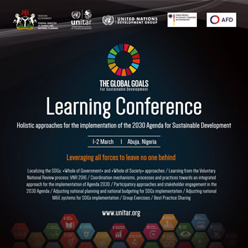 learning conference in Abuja