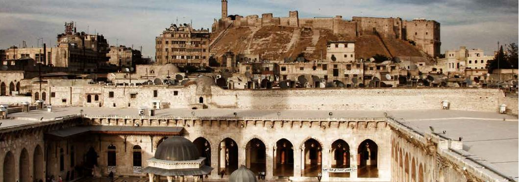 Five Years of Conflict: The State of Cultural Heritage in the Ancient City of Aleppo