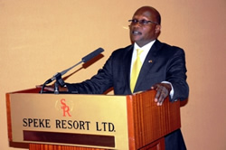 Minister of State for Investment of Uganda