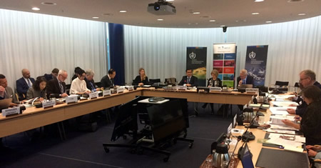 UNITAR Board of Trustees meeting