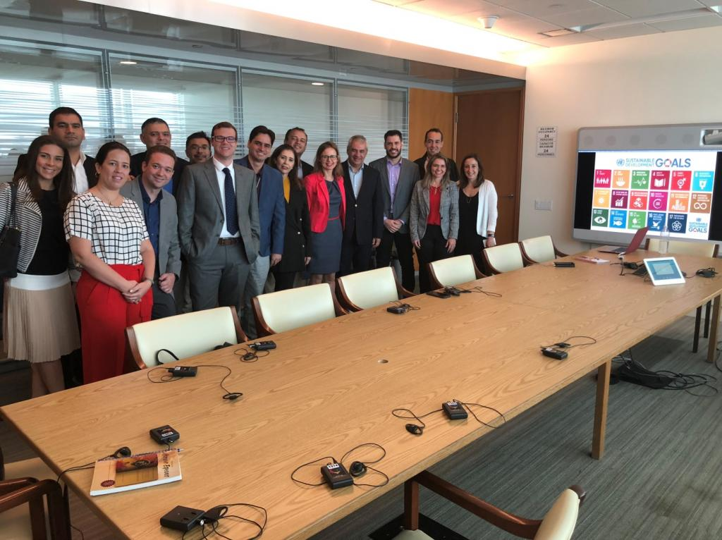 UNITAR Hosts Briefing on Human Rights, SDGs and Private Sector