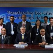 Transforming Eco-Cities with Waste Management