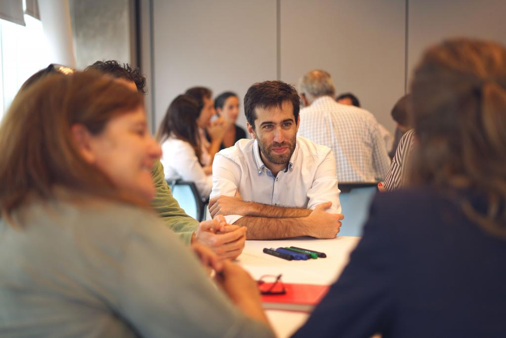 Thinking Capacity Building Right from the Start in Uruguay