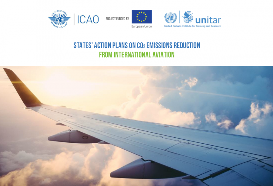 New e-Tutorial on CO2 Emission Reduction in the Aviation Sector