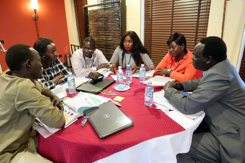 Twenty Fellows Receive Training on Needs Assessment and Leadership in Entebbe, Uganda