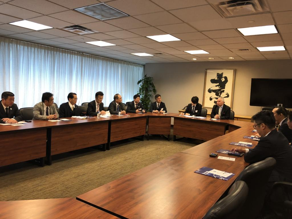 Meeting Briefing: UNITAR New York Office Meeting with the Hiroshima City Council Delegates