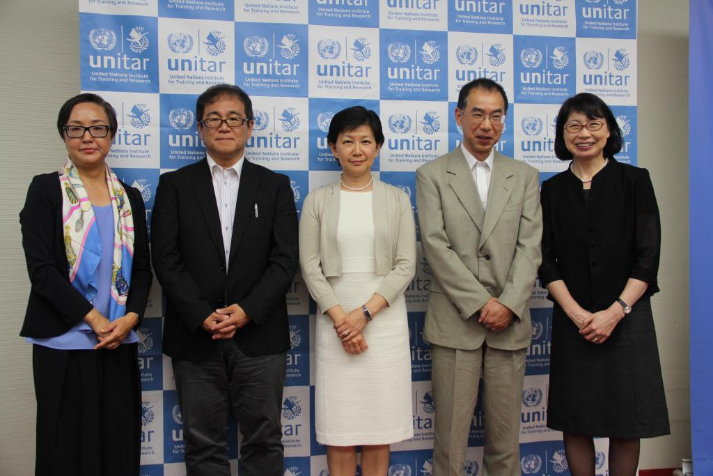 Disarmament Panel Discussion Held in Hiroshima with Izumi Nakamitsu