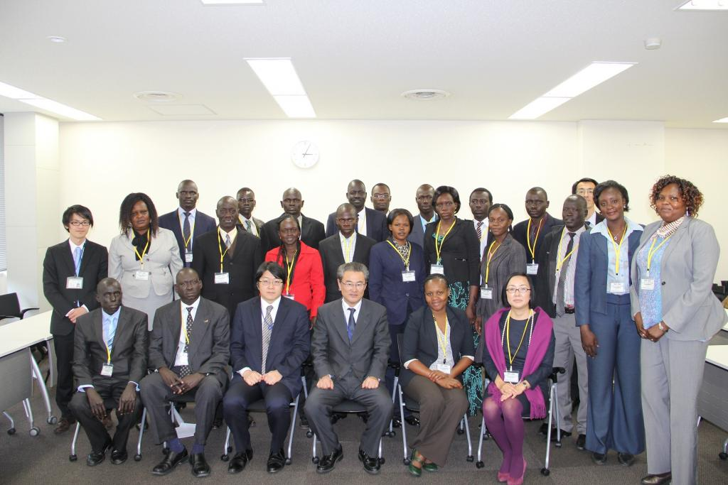 UNITAR South Sudan Fellowship Programme Workshop II