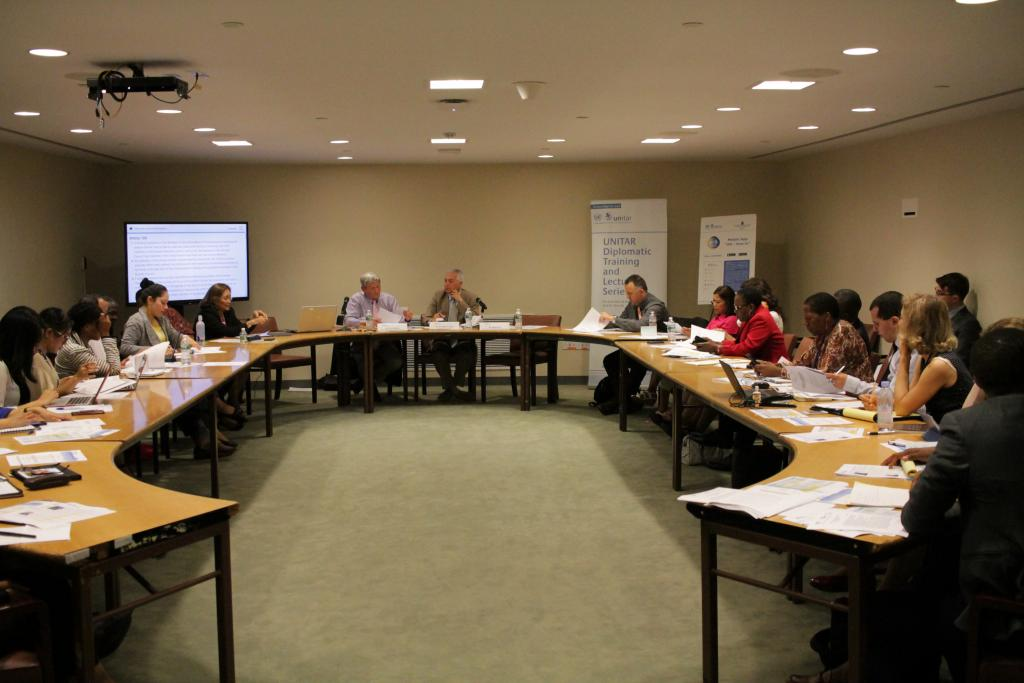 UNITAR Delivers Course on UN Charter, History and Emerging Challenges