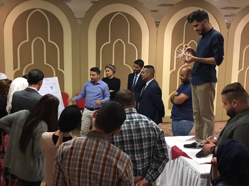 UNITAR workshop on Entrepreneurship in Baghdad, Iraq
