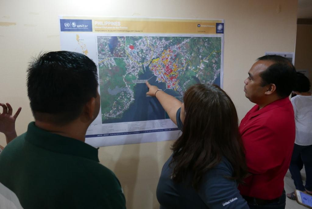 Mapping Damage and Preparing for Reconstruction after the Marawi Conflict in the Philippines