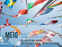 Masters in European and International Governance