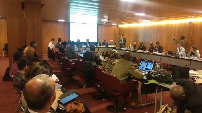 Ban-Minamata Side Event at the Conferences of the Parties to the Basel, Rotterdam and Stockholm Conventions