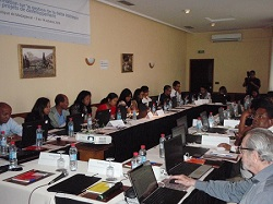 UNITAR-BADEA training in Madagascar