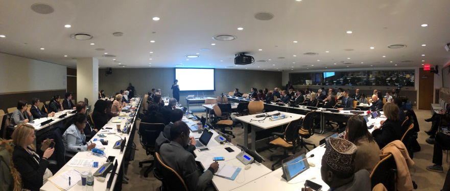 UNITAR Hosts Seminar on Blockchain and Cryptocurrencies