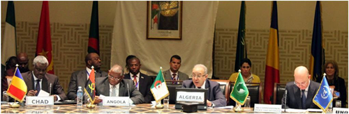 second high level seminar on peace and security in Africa
