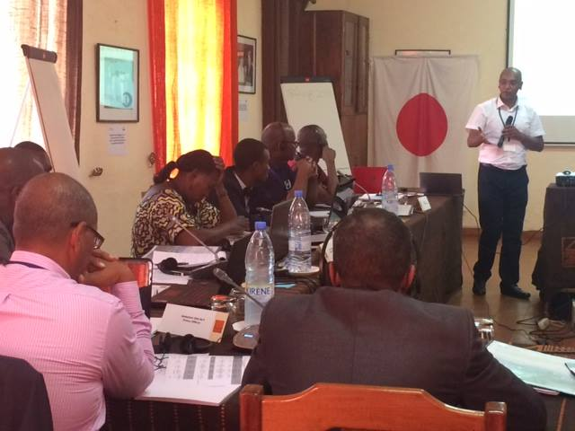 UNITAR workshop on law enforecment anti-corruption in Senegal