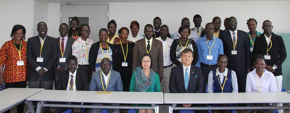 Hiroshima Office South Sudan Fellowship Programme Workshop III