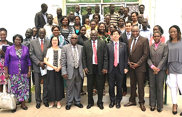 UNITAR and Japan launch Third UNITAR Fellowship Programme for Leadership and Entrepreneurship Training in South Sudan