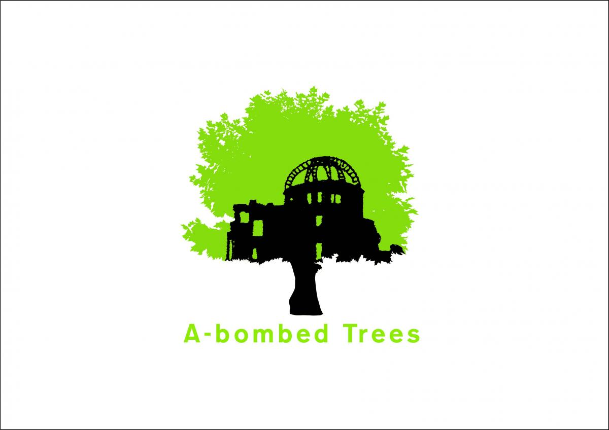 A-bombed trees symbol